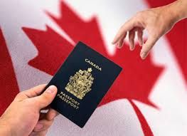 canadian flag, passport